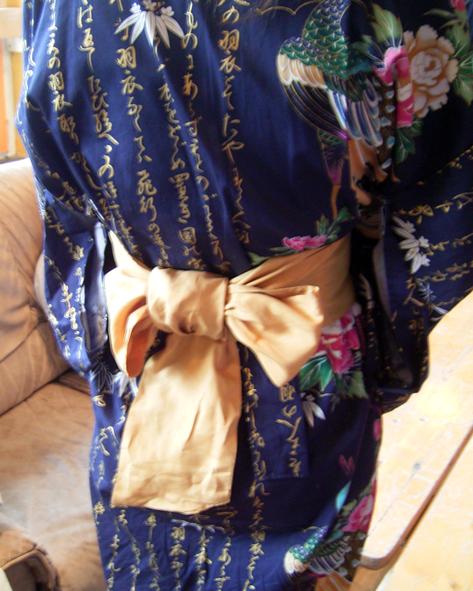 Um es klarzustellen: Ta hat keine Geisha gecosplayt! Das war Yamazaki ...